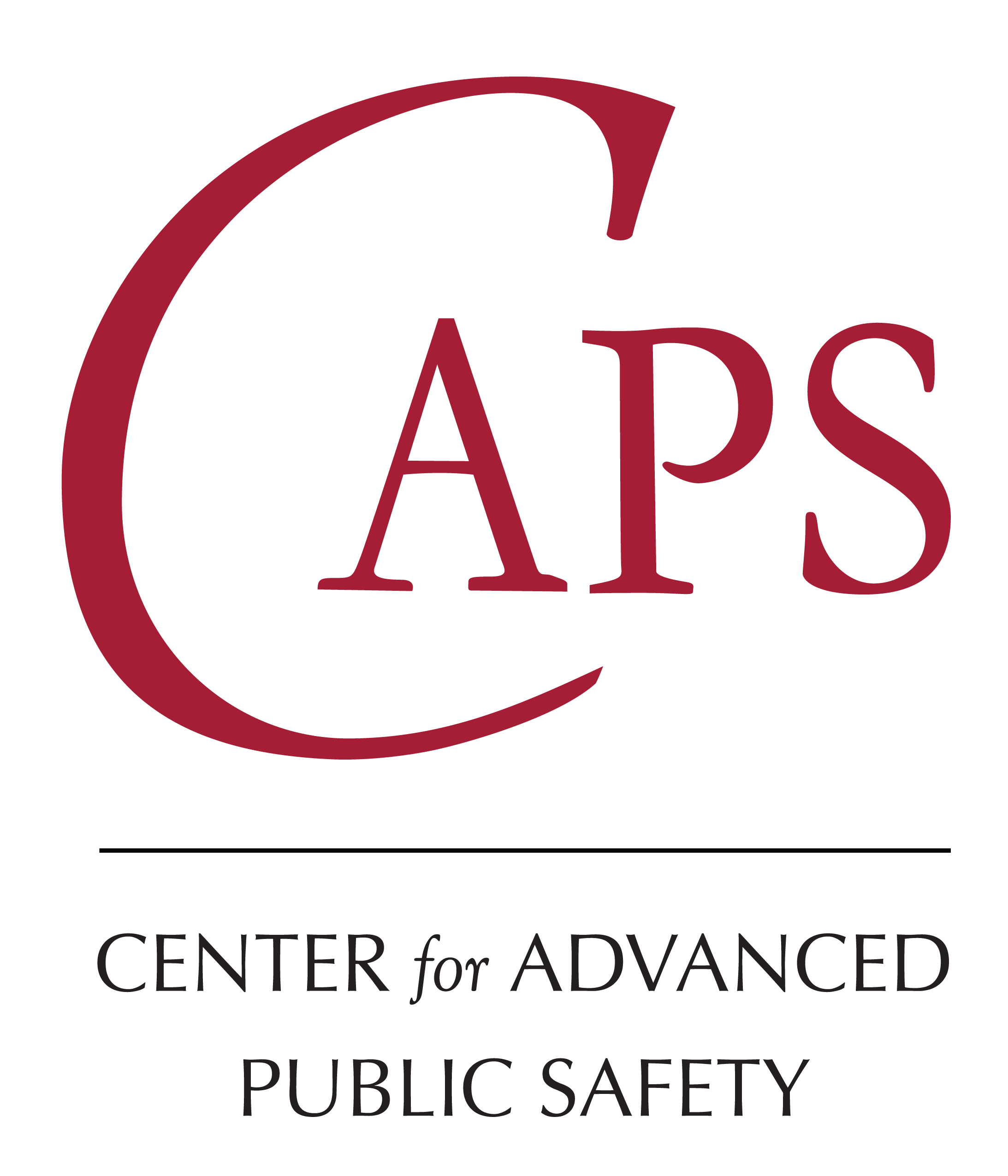 CAPS vertical logo